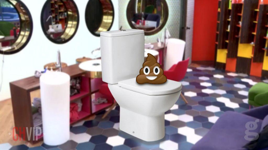 En el cuarto de baño