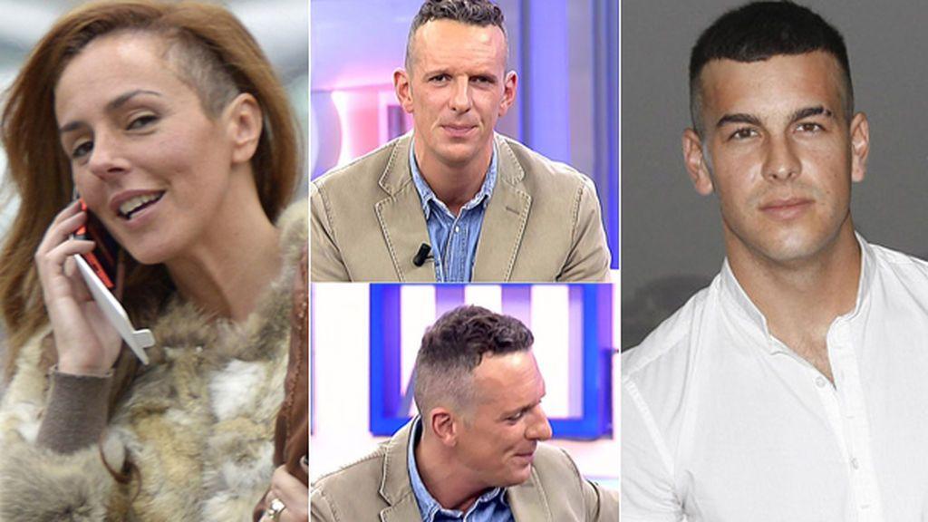 El 'sade shave' de Rociíto, Mario Casas y Joaquín Prat