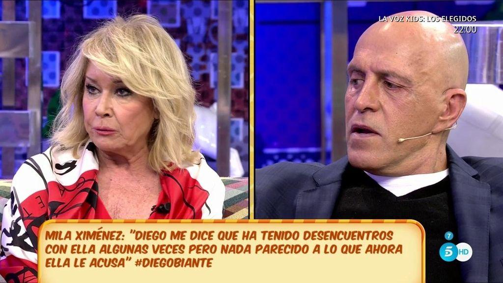 """Mila Ximénez: """"La expareja de Diego Matamoros ha presentado un nuevo parte de lesiones"""""""