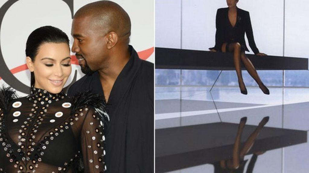 Otra 'Kardashianada': Kim y Kanye West compran una millonaria cama flotante