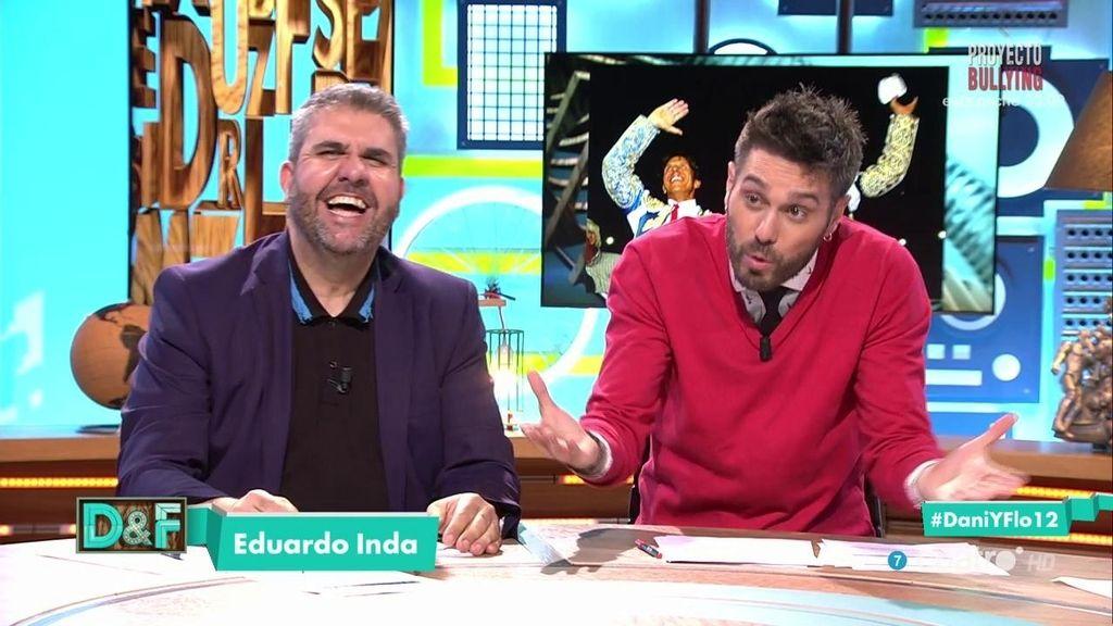 Eduardo Inda y 'El Flordobés' hablan sobre la corrida de toros de sus hijos