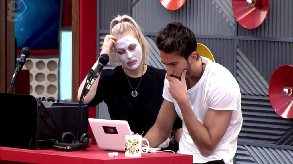 Daniela y Marco