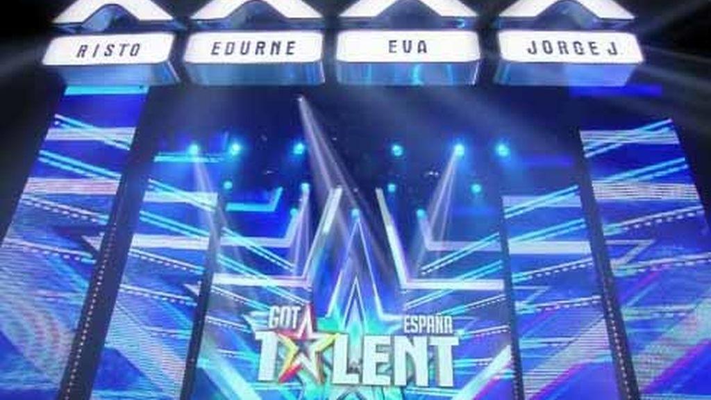 'Got Talent': Semifinal 3 (14/03/2017) HD