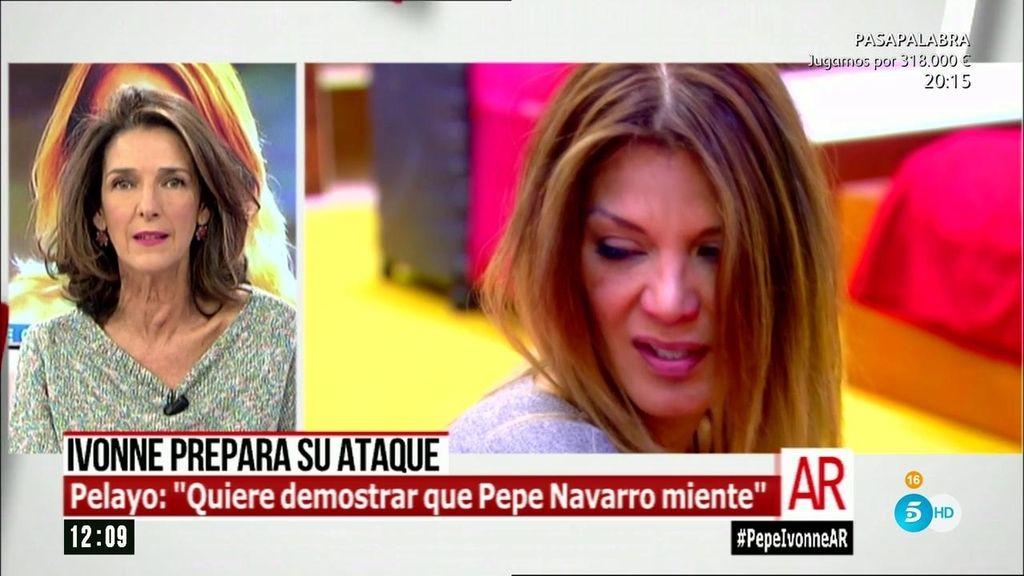 """P. García Pelayo: """"Ivonne Reyes pedirá una prueba de ADN a otro laboratorio"""""""
