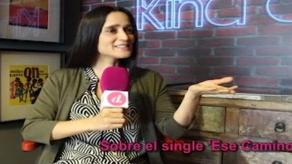 """Julieta Venegas: """"No soy extrovertida y las redes me ayudan a acercarme a la gente"""""""