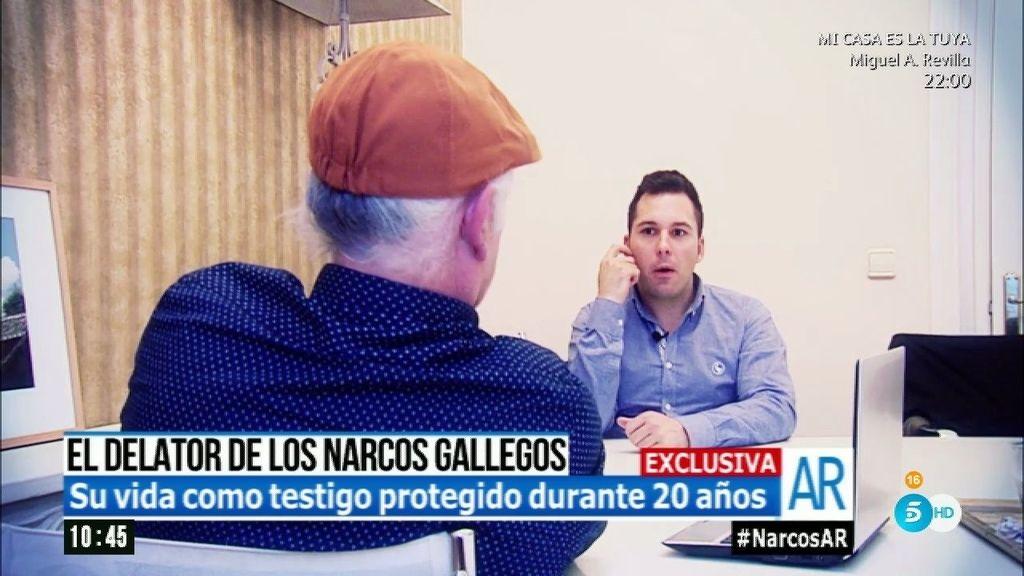 """Portabales: """"No fui un narco, sino una marioneta del poder... pregunten a Garzón"""""""