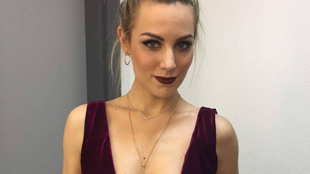 ¡Exclusiva! Edurne nos adelanta su look para la final de 'Got Talent'