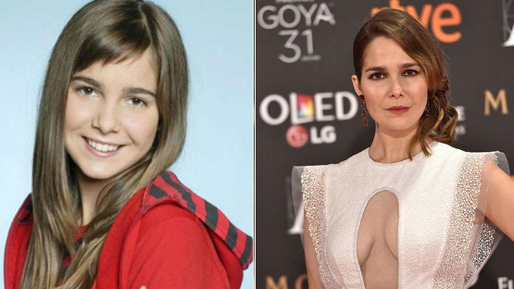 Natalia Sánchez (Teté), la novia de Marc Clotet