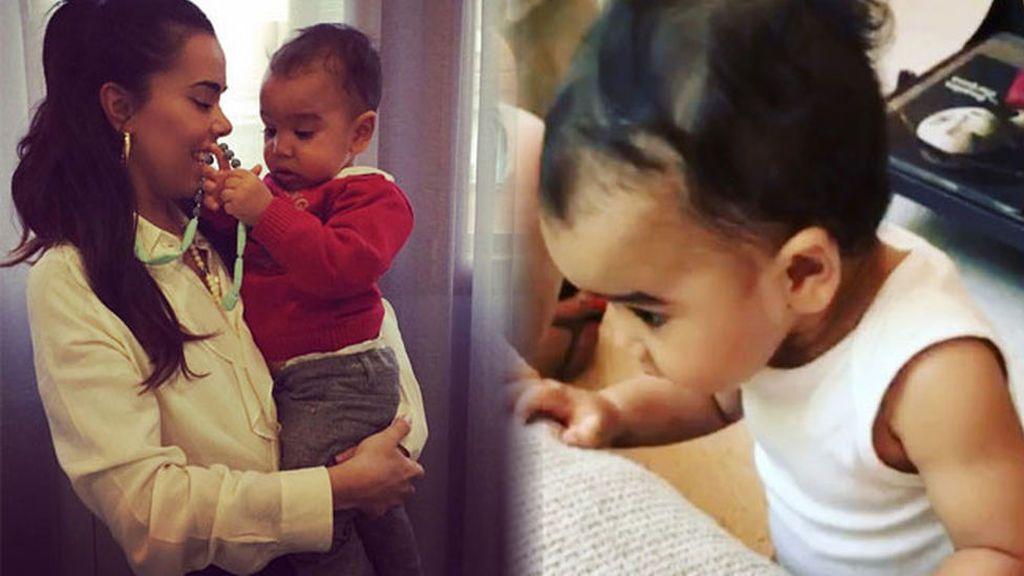 Coreo por Rihanna: el hijo de Beatriz Luengo y Yotuel Romero lo da todo bailando 🎶