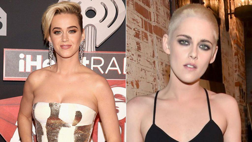 Katy Perry y Kristen Stewart