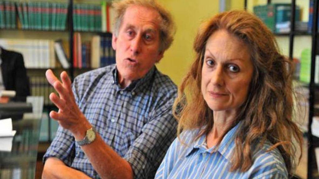 Luigi Deambrosis, gabriella, padres mayores, italia, custodia hijos