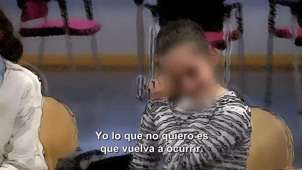 Los compañeros de clase piden perdón a la víctima de bullying entre lágrimas
