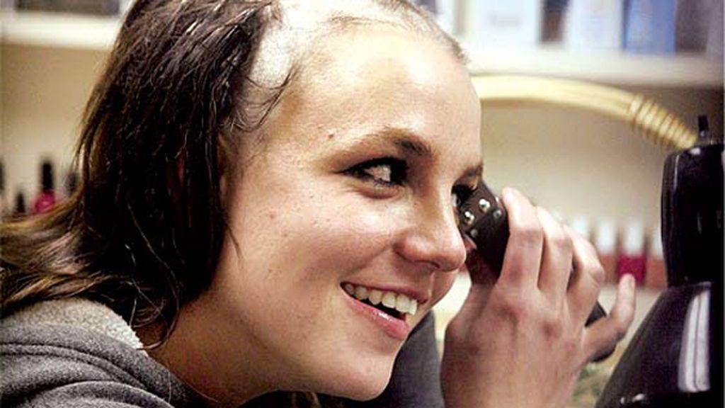 El meltdown de Britney Spears