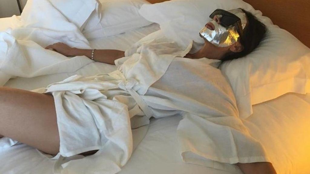 ¿Qué hace en la piel una mascarilla de plata como la que usó Vicky Beckham en Cannes?