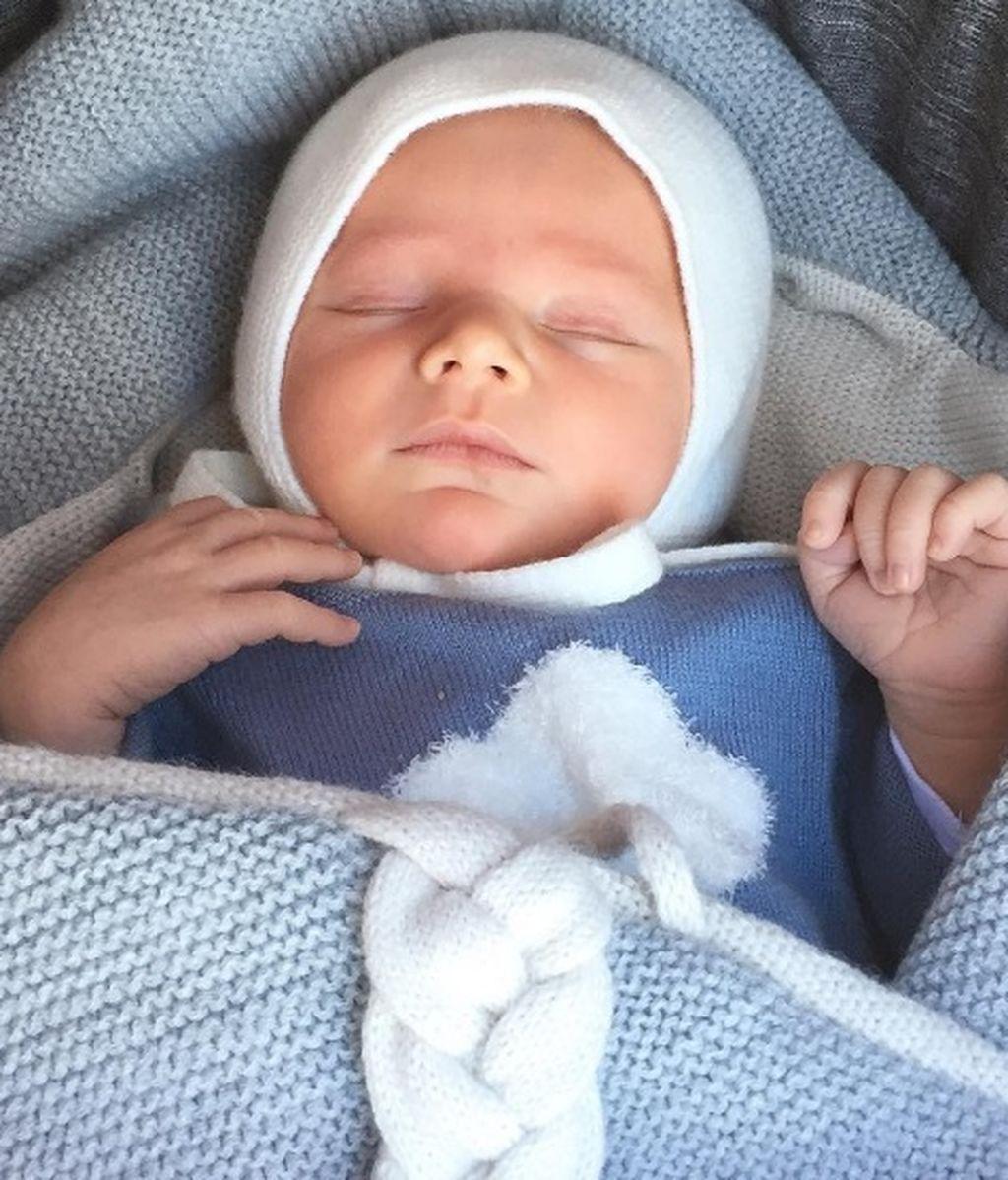 Helen Lindes tiene un mini-yo: ¡El primer 'selfie' madre e hijo junto a Alan!