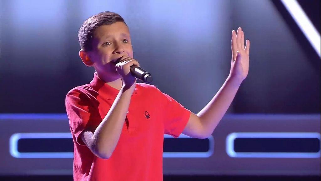 Xavier disfruta sobre el escenario con 'When we were young' y se va con Bisbal