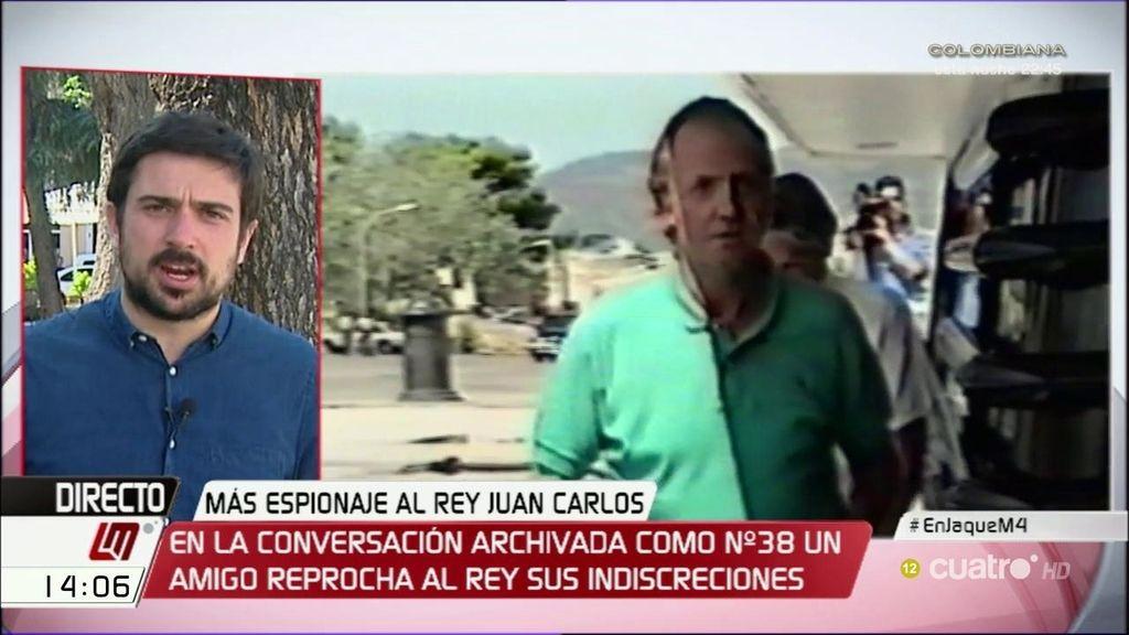 """Ramón Espinar: """"El Rey no tiene que dar explicaciones sobre este caso sino sobre sus viajes a Arabia Saudí"""""""