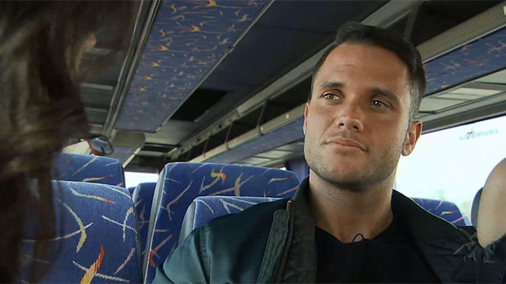 Una cita sorpresa en autobus
