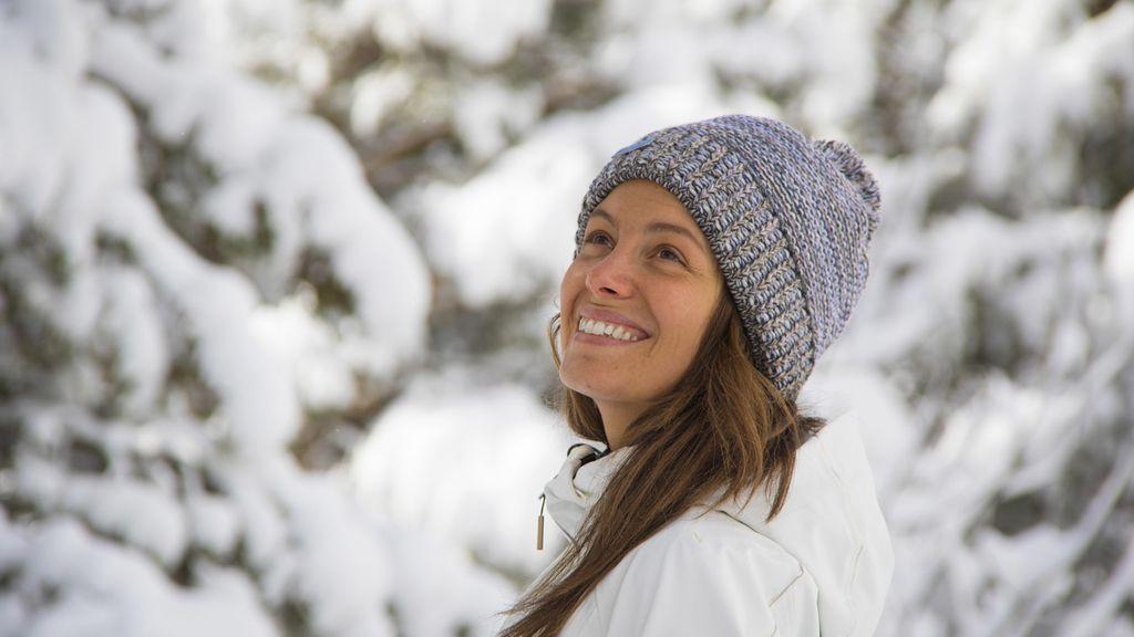 Deportes de invierno: las raquetas