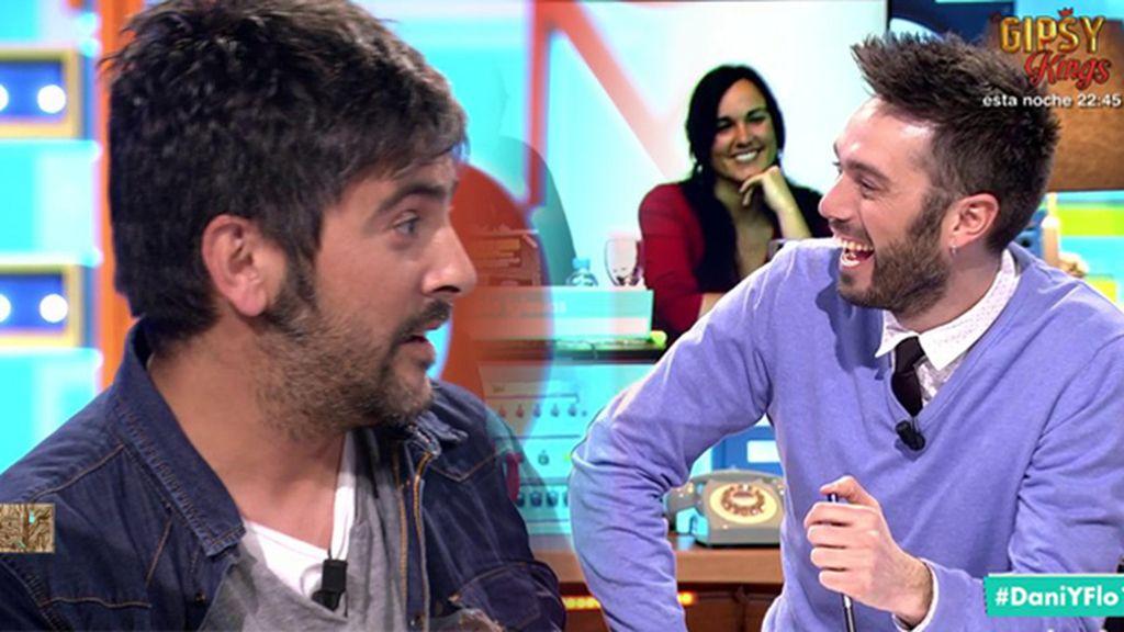 Así imita David Muñoz a Juan Elías, el 'prota' de 'Sé quién eres'