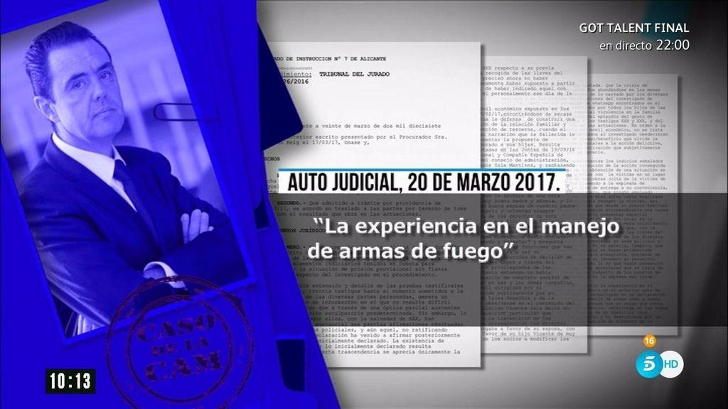 Accedemos al auto judicial: ¿por qué ha salido de prisión Miguel López?