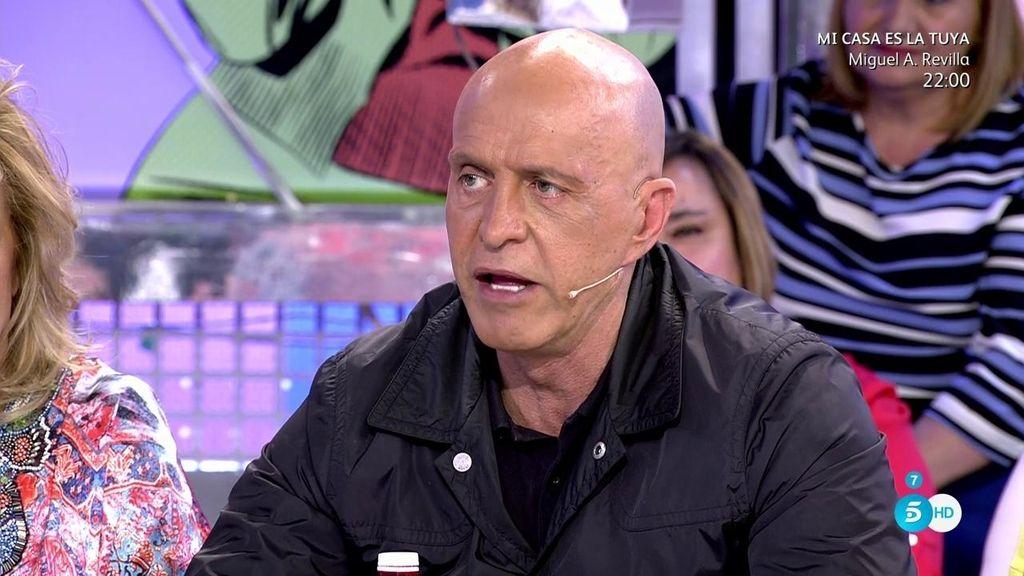Bigote Arrocet no participará en 'Supervivientes', según Kiko Matamoros