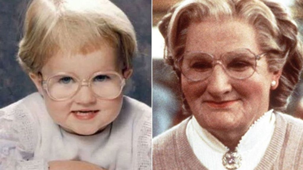 Señora Doubtfire (Robin Williams)