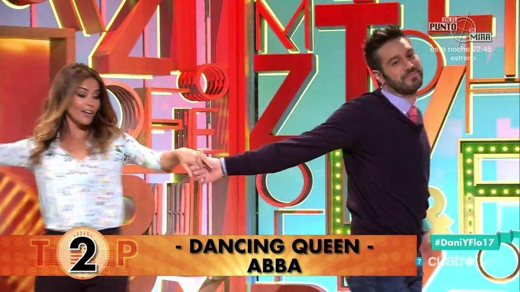 ¿Canciones para levantar el ánimo? ¡Lara Álvarez nos baila las tres mejores!