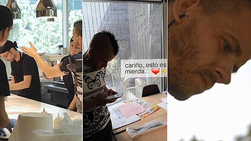 Dabiz Muñoz explota con uno de los cocineros… ¿Demasiada presión? ⚠️