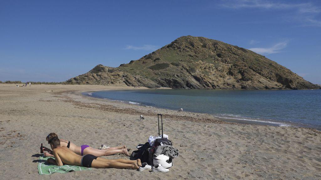 Sol en Menorca