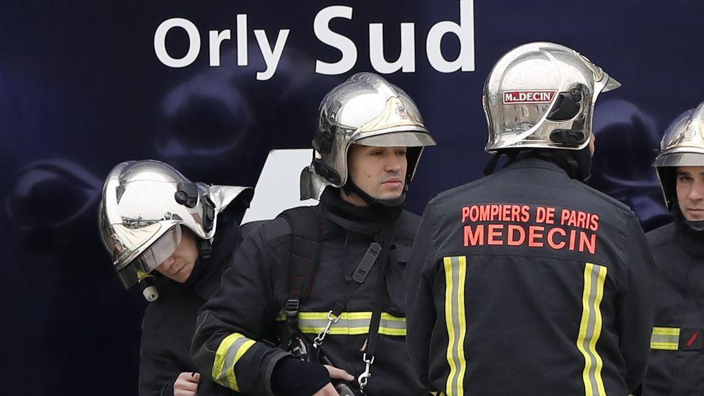 Incidente Aeropuerto Orly en París