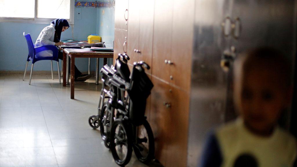 Los discapacitados en la Guerra de Siria, los grandes olvidados