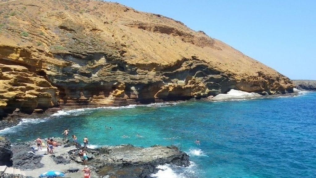Playa Costa del Silencio, Tenerife