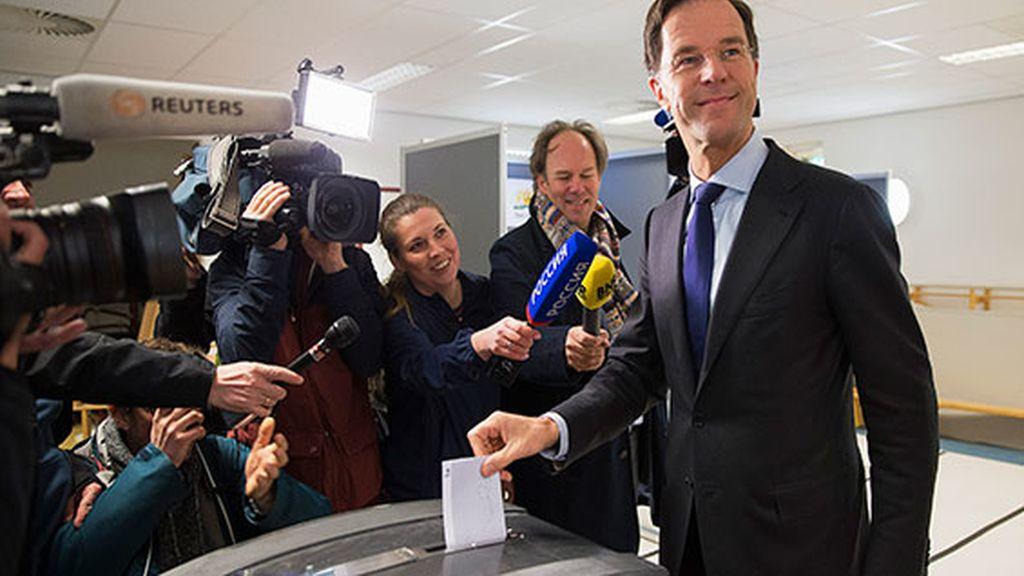 Elecciones en Holanda