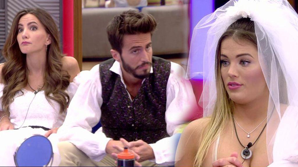 """Alyson nomina a Marco y Aylén alucina: """"¡Estoy anonadada!"""""""