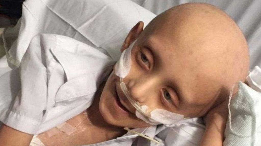 Campaña de Crowdfunding para ayudar a un niño con leucemia