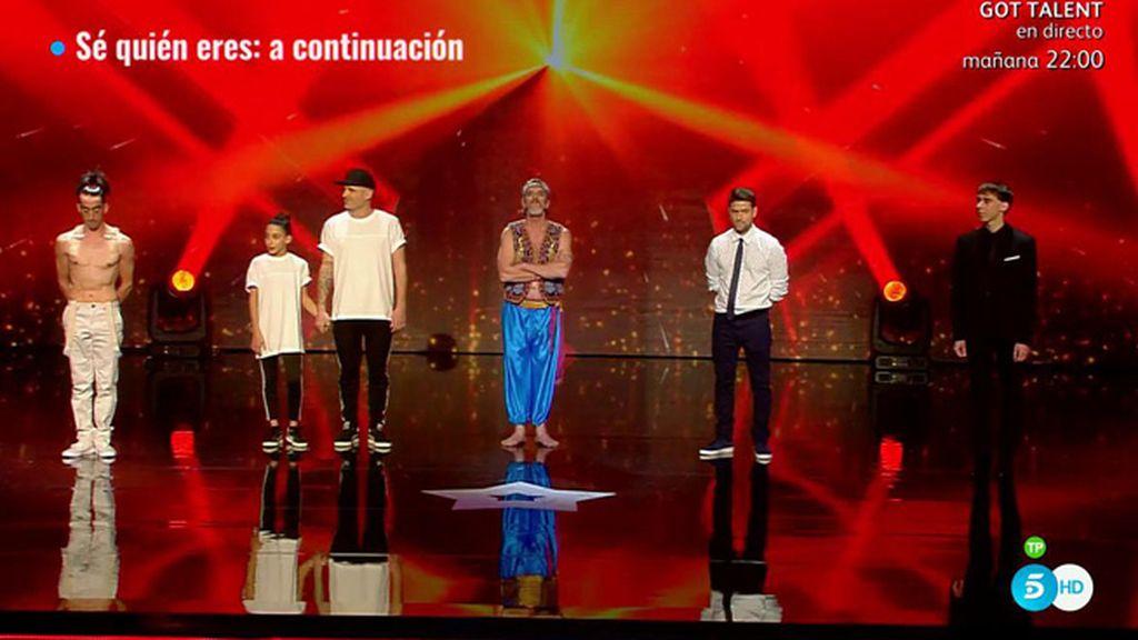 'Got Talent': Última oportunidad (20/03/2017)