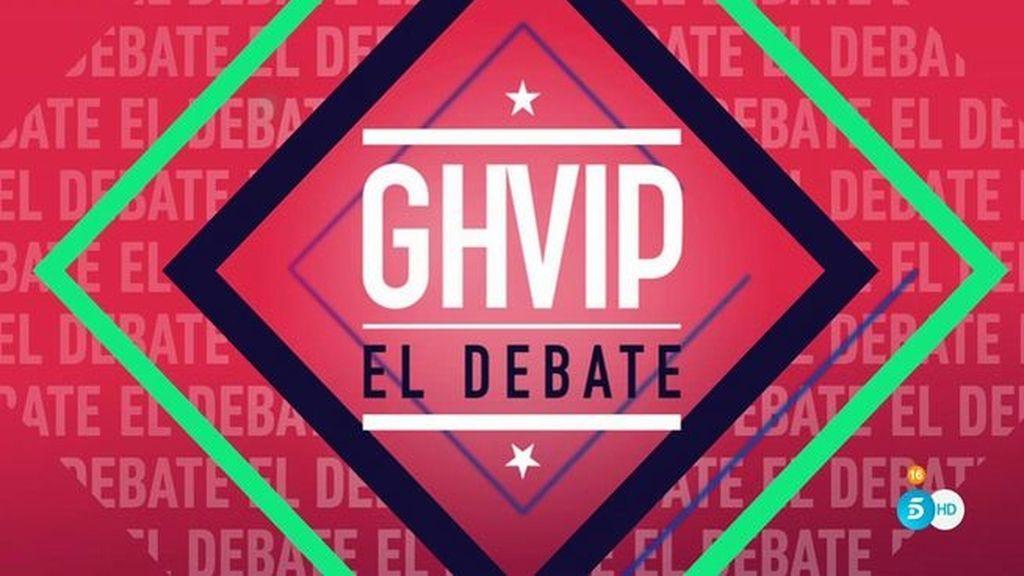 El Debate de 'GH VIP' (19/03/2017)