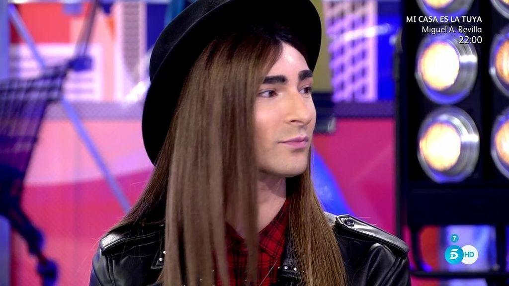 """Miguel Vila ('GH 17'), tras su sorprendente cambio: """"¡Me parezco a Aylen!"""""""