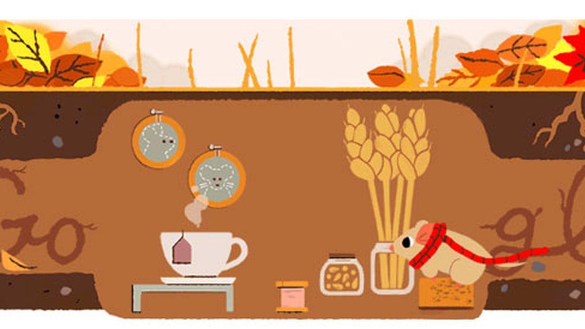 doodle primavera 2017, google,