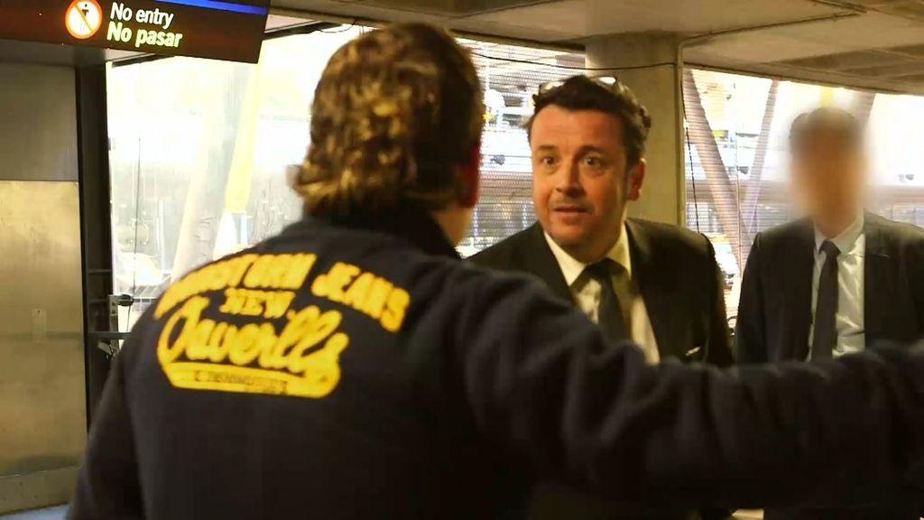 "Un 'nuevo taxista', a uno tradicional: ""Nos ponéis en peligro dando frenazos"""