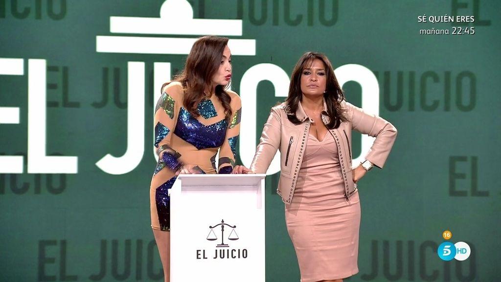 Aída Nízar es acusada de tergiversar la realidad y se enfrenta a Cristina Rodríguez