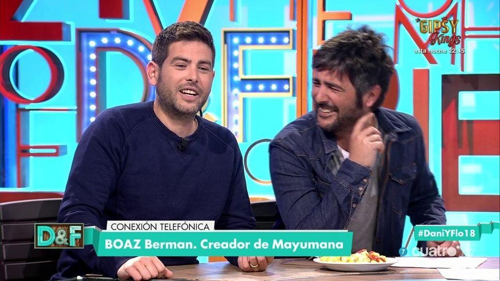 La surrealista conversación en inglés entre Estopa y el fundador de Mayumaná 🙉
