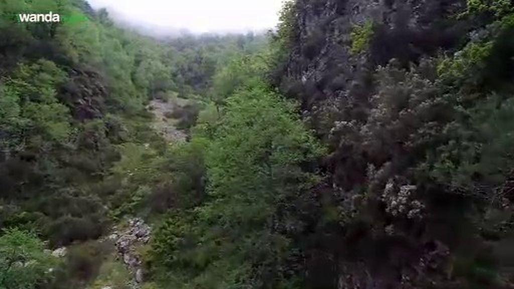 La Cordillera Cantábrica como nunca la habías visto