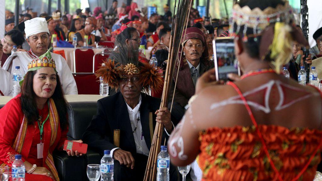 Convención de indígenas