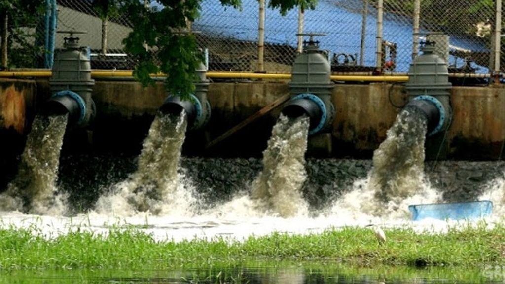 depuradora agua, agua,