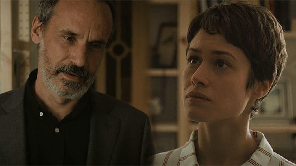 """Eva, a Juan Elías: """"Ya no te quiero"""""""