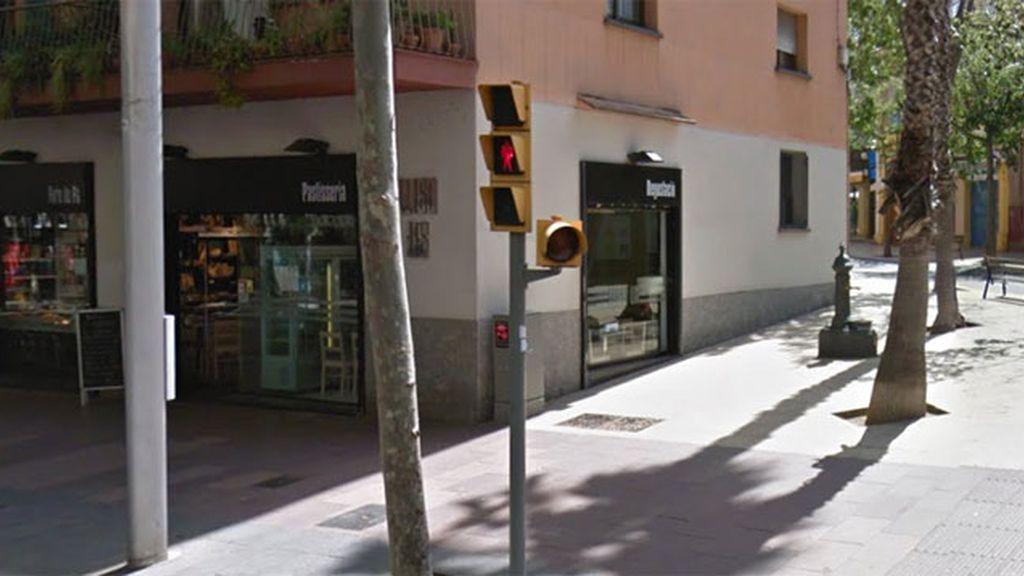 panadería Barcelona