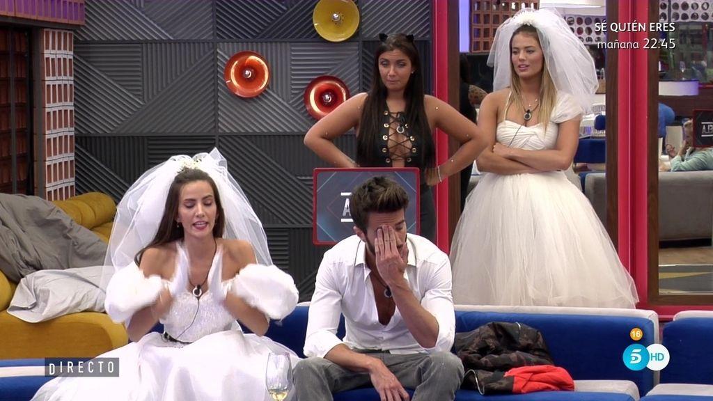 """Aylén y Alyson se enfrentan en directo: """"Eres una falsa y para mí no vales nada"""""""