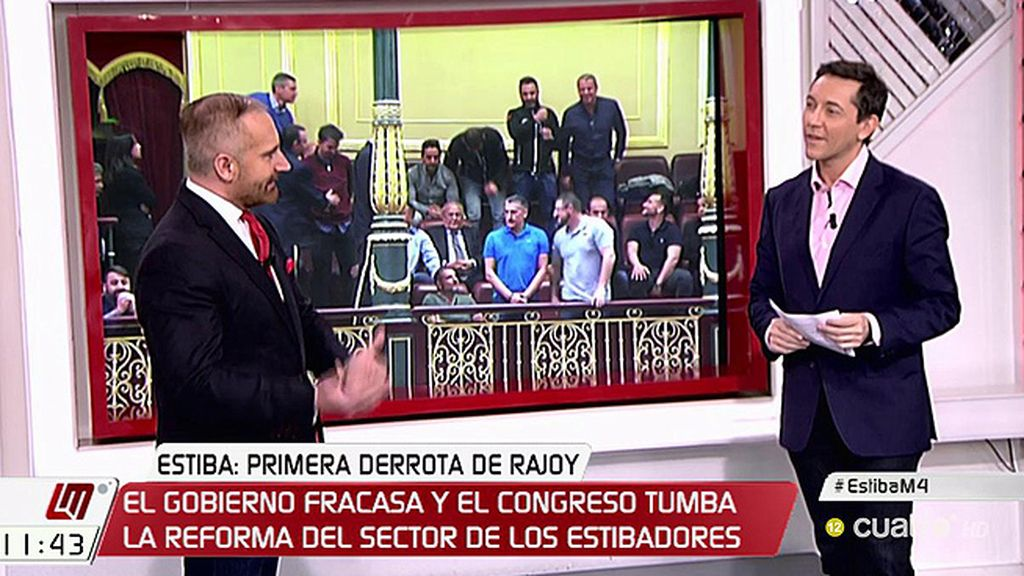"""E. Padula: """"Hay un postureo electoral extraordinario, casi un pelín indecente"""""""